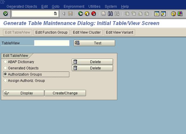 SE54 - Inital Screen